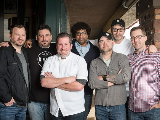 The Seven Chef crew have been vocal advocates of the Phoenix food scene, hosting events throughout the city and traveling to The Beard House in New York City to cook together and bring attention to Arizona restaurants.