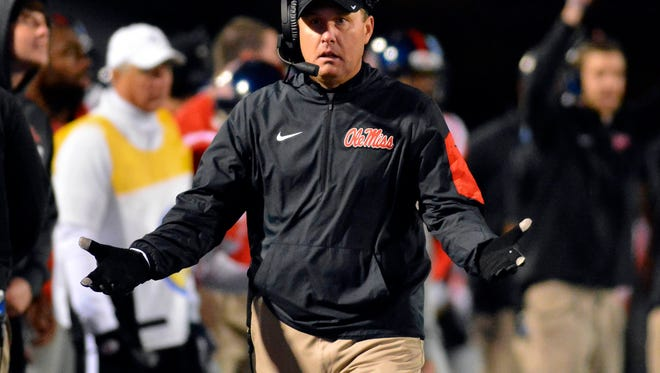 Ole Miss head coach Hugh Freeze's program was accused of a series of NCAA violations.