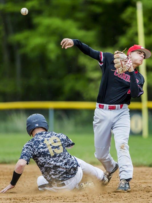 Conrad vs DMA Baseball