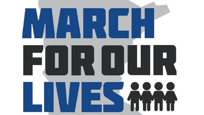 On March 24, people will march in Washington, D.C., Sartell and around the country, in March For Our Lives events.