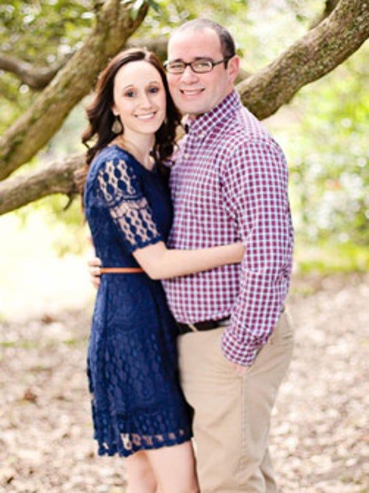 Engagements: Krista Pontiff & Ryan Breaux