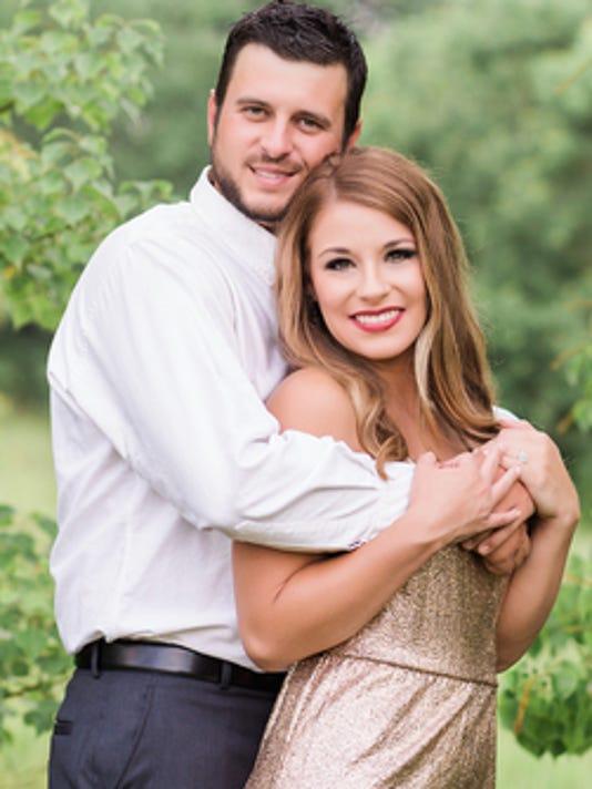Engagements: Lance Evans & Alyse Terro