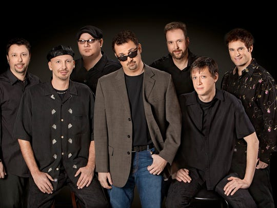 An Innocent Band, which performs popular songs from Billy Joel's catalog, plays at the Long Center for the Performing Arts.