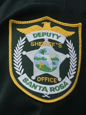 Santa Rosa County Sheriff's Office patch.