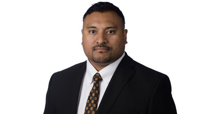 Oregon State defensive coordinator Kalani Sitake.