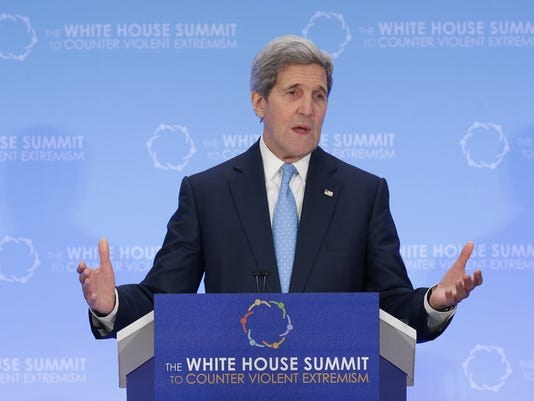 White House Hosts Summit On Countering Violent Extremism At The State Dept.