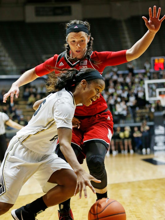LAF Purdue women vs Nebraska