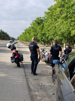 Screamin-Demons Motorcycle Club members in trouble after traffic stop leads to guns and drugs