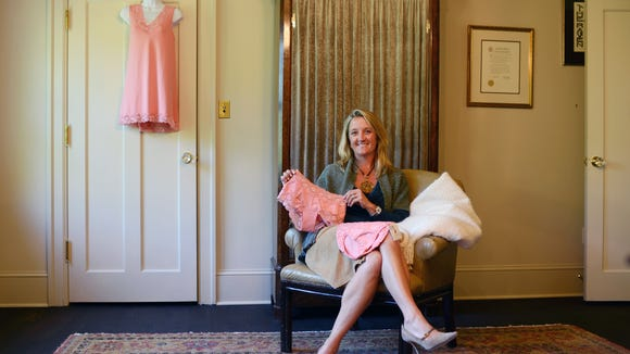 Angela Newnam is Founder and CEO of Knocked Out Panties.