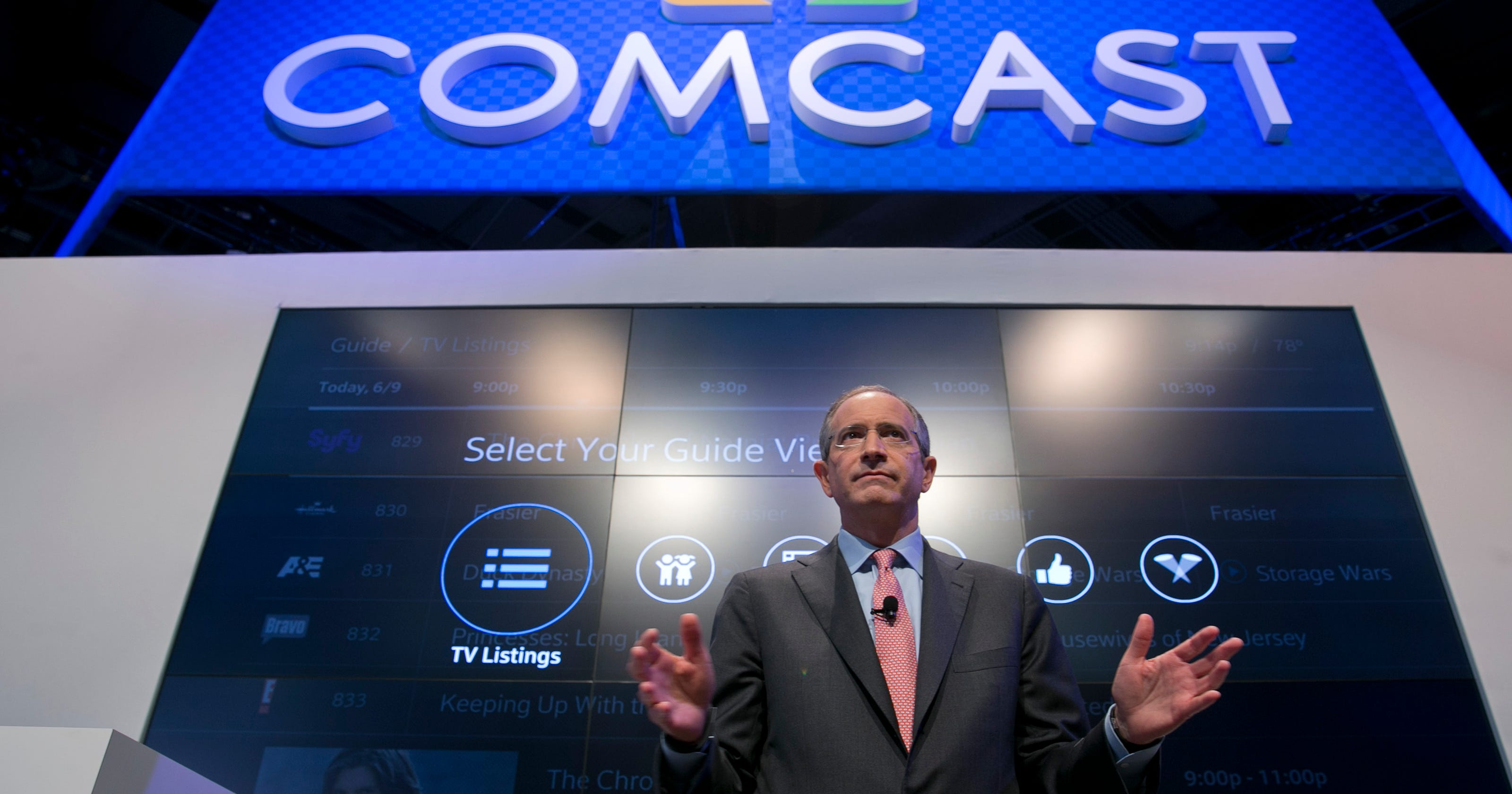 How Comcast-Time Warner Cable deal came together