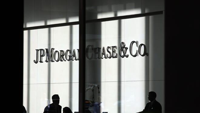 A file photo of JPMorgan Chase & Co.