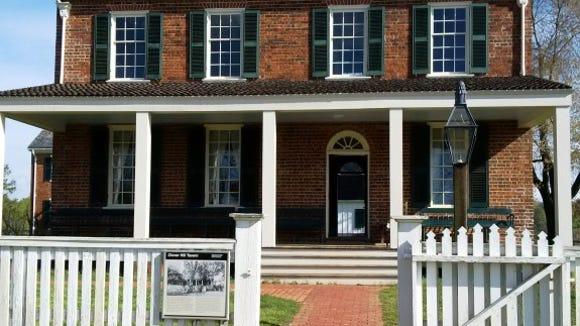 Clover Hill Tavern at Appomattox (Scott Mingus photo)