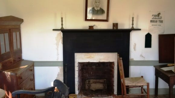 The restored village is about 25 miles from Lynchburg and three miles east of modern Appomattox, VA. The park was established on August 3, 1935. Douglas Southall Freeman was a featured speaker at the dedication of the restored McLean house.