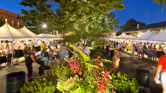 The Glendale Beer, Wine and Food Festival
