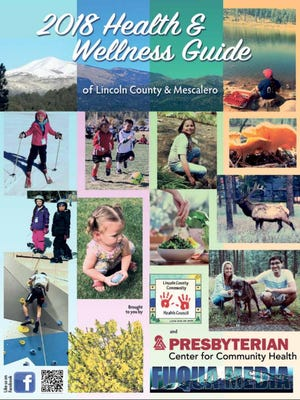 The Health and Wellness Guide for 2018 can be found as an insert in Wednesday's Ruidoso News.