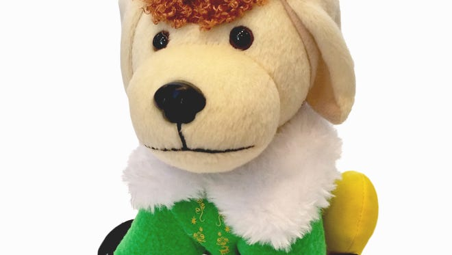 Raising Cane's recently donated proceeds from sales of this Plush Puppy to local animal rescue organizations.