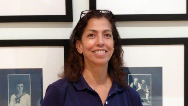 Phoenix artist Annie Lopez.