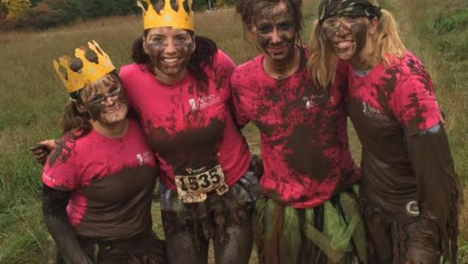 Getting dirty for a good cause