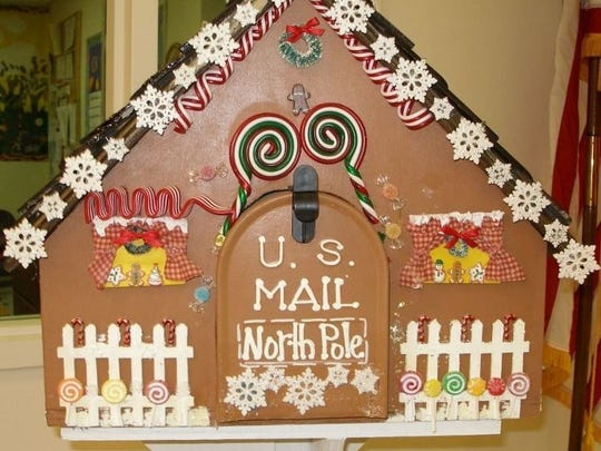 Youngsters can drop off their letters to Santa at two