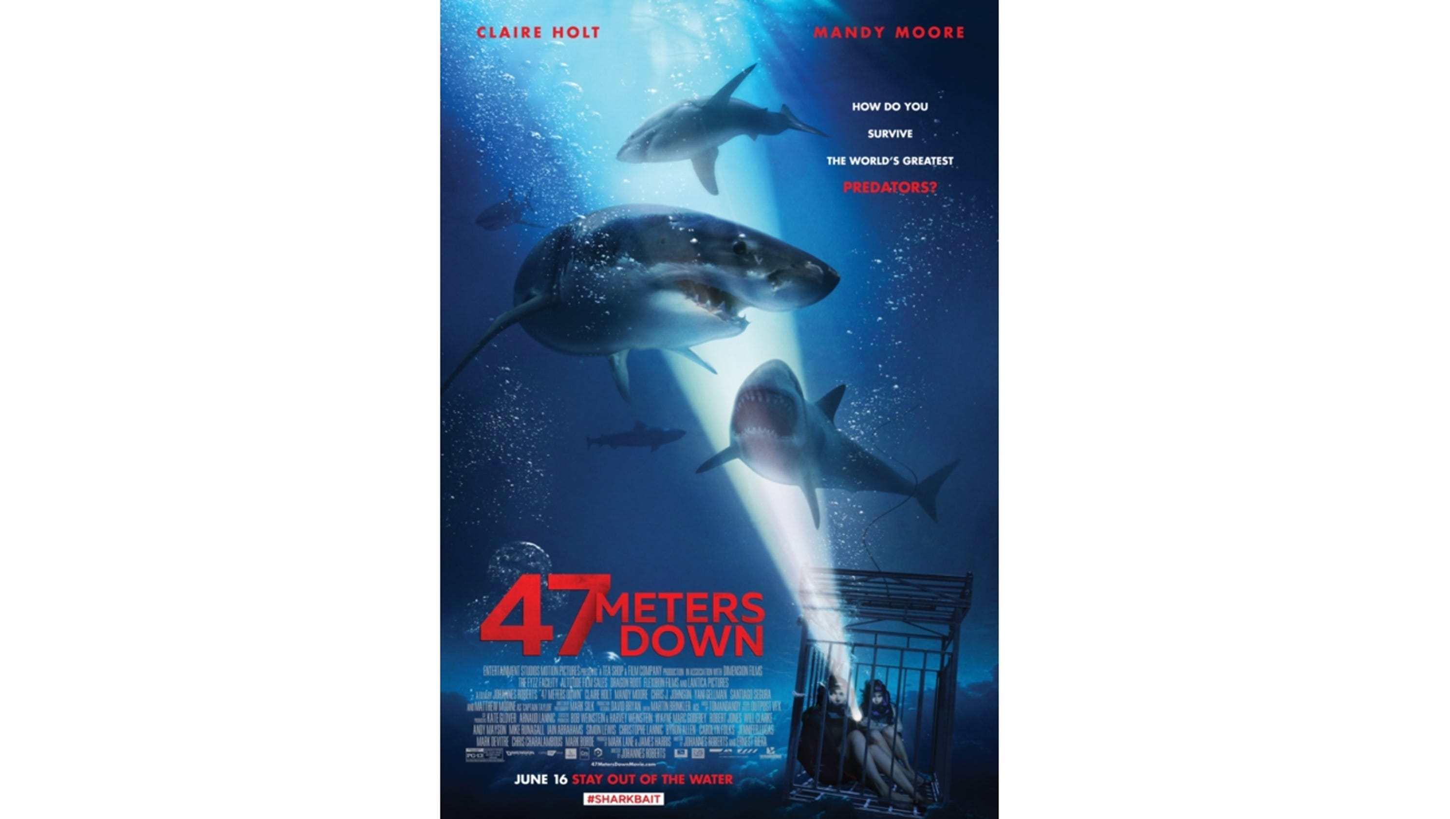 Advance Screening Of 47 Meters Down