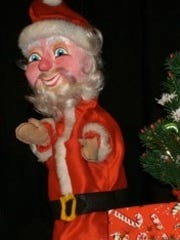 "Great Arizona Puppet Theater will be performing shows of  ""The Night Before Christmas"" during December."