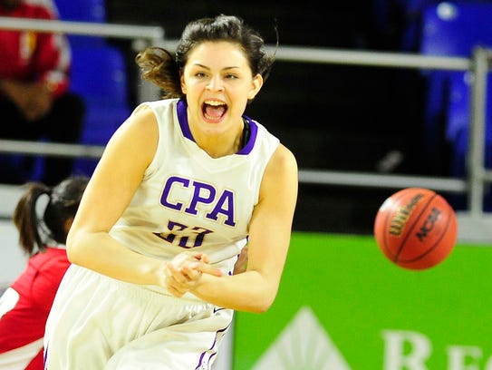 CPA's Savannah LeGate became the program's all-time