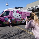 Cuteness overload: Hello Kitty Cafe Truck stops in Gilbert on Feb. 24