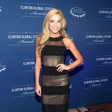 NEW YORK, NY - SEPTEMBER 21:  Miss America Kira Kazantsev attends 8th Annual Clinton Global Citizen Awards at Sheraton Times Square on September 21, 2014 in New York City.  (Photo by Michael Loccisano/Getty Images) ORG XMIT: 513716759 ORIG FILE ID: 455882666