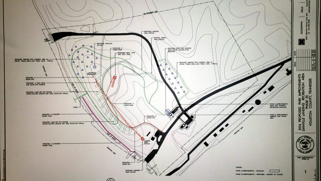 The Houston County Commission approved the five- to 10-year parks and recreation plan, including this plan for Danville.