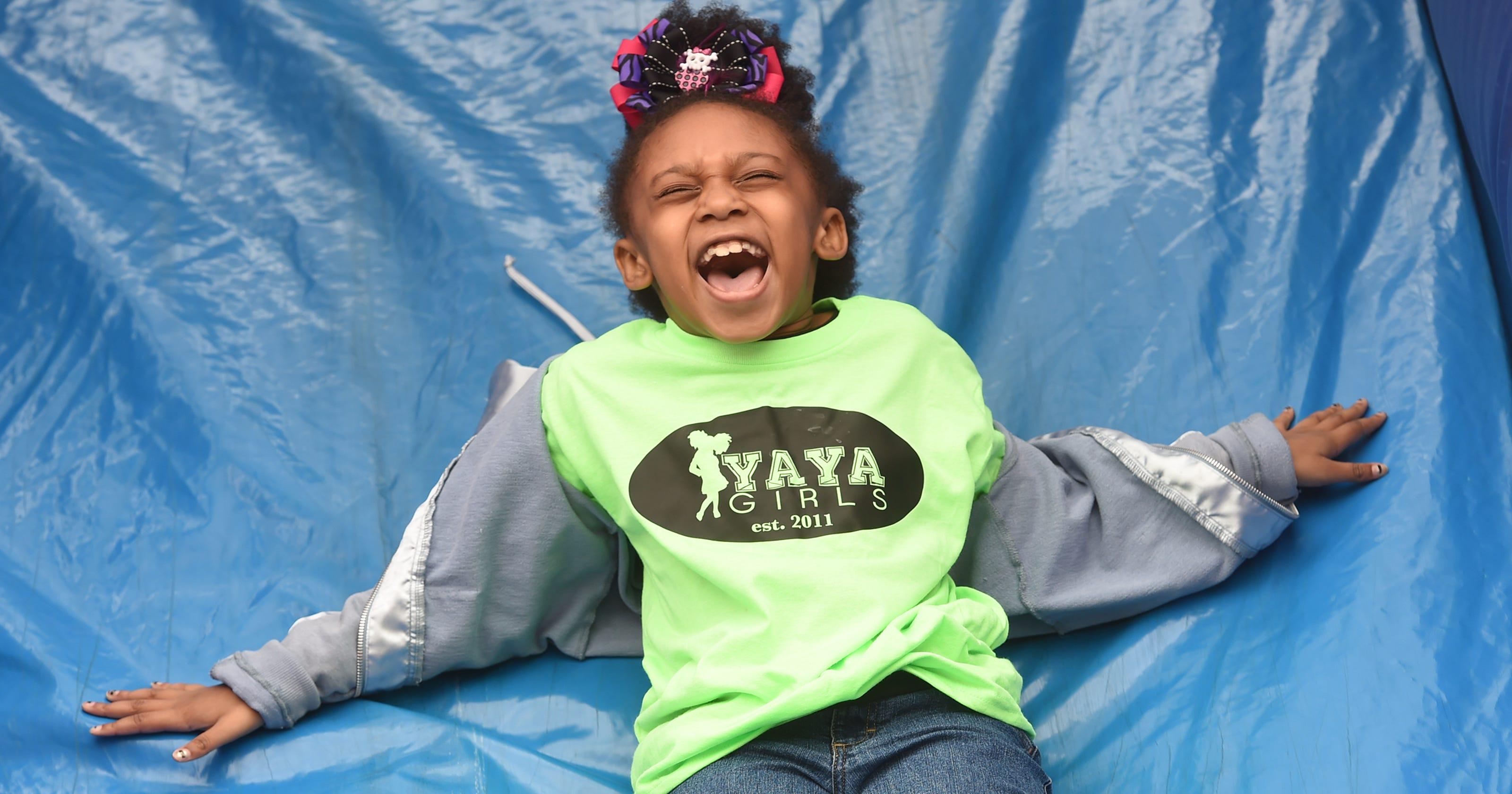 Paraders Celebrate York City Schools