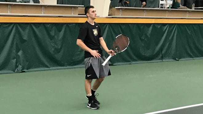 Michael Sienko won two state championships at Williamston High School before signing to play with Army West Point.