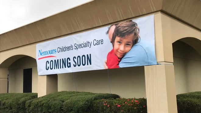 Nemours Children's Specialty Care plans to open a new, 33,000-square-foot facility on the West Florida Hospital Campus in June.