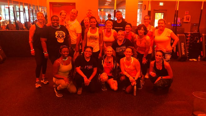 Thank you to studio members who participated in fundraisers to support the Leukemia and Lymphoma Society.