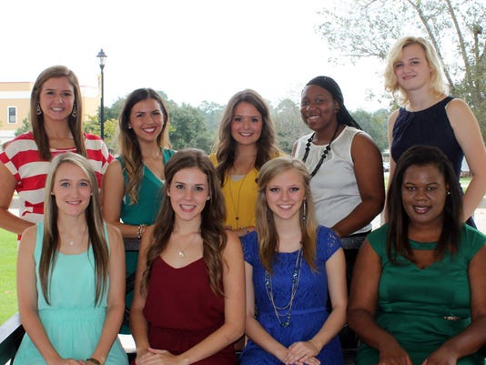 PRCC homecoming court