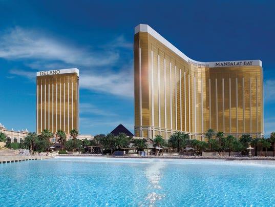 Delano Hotel Vegas