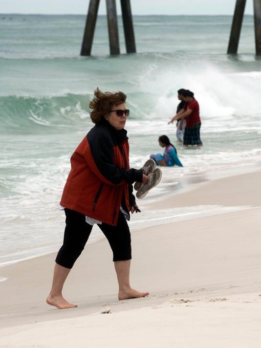 Pensacola Beach Visitors