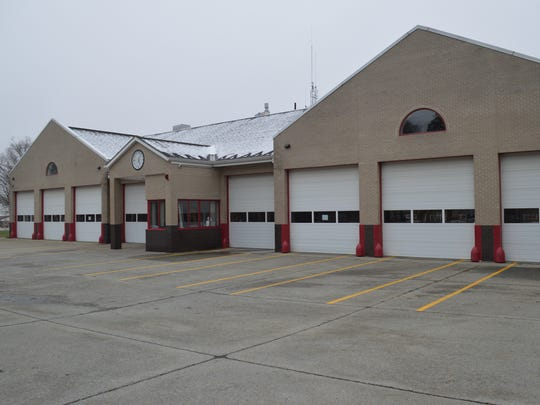 The eight-bay Patterson Fire Department fire house is located in the hamlet of Patterson.