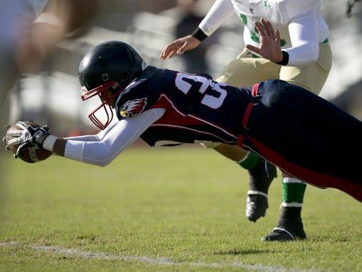Arizona high school football Super 10 rankings: Week 5 Cheryl Coletti
