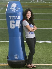 Fairport native Kim Pegula, co-owner of the Buffalo Bills, plays an active role in many facets of running the team.