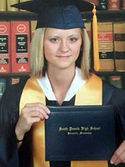 Jessica Chambers graduated in 2013 from South Panola