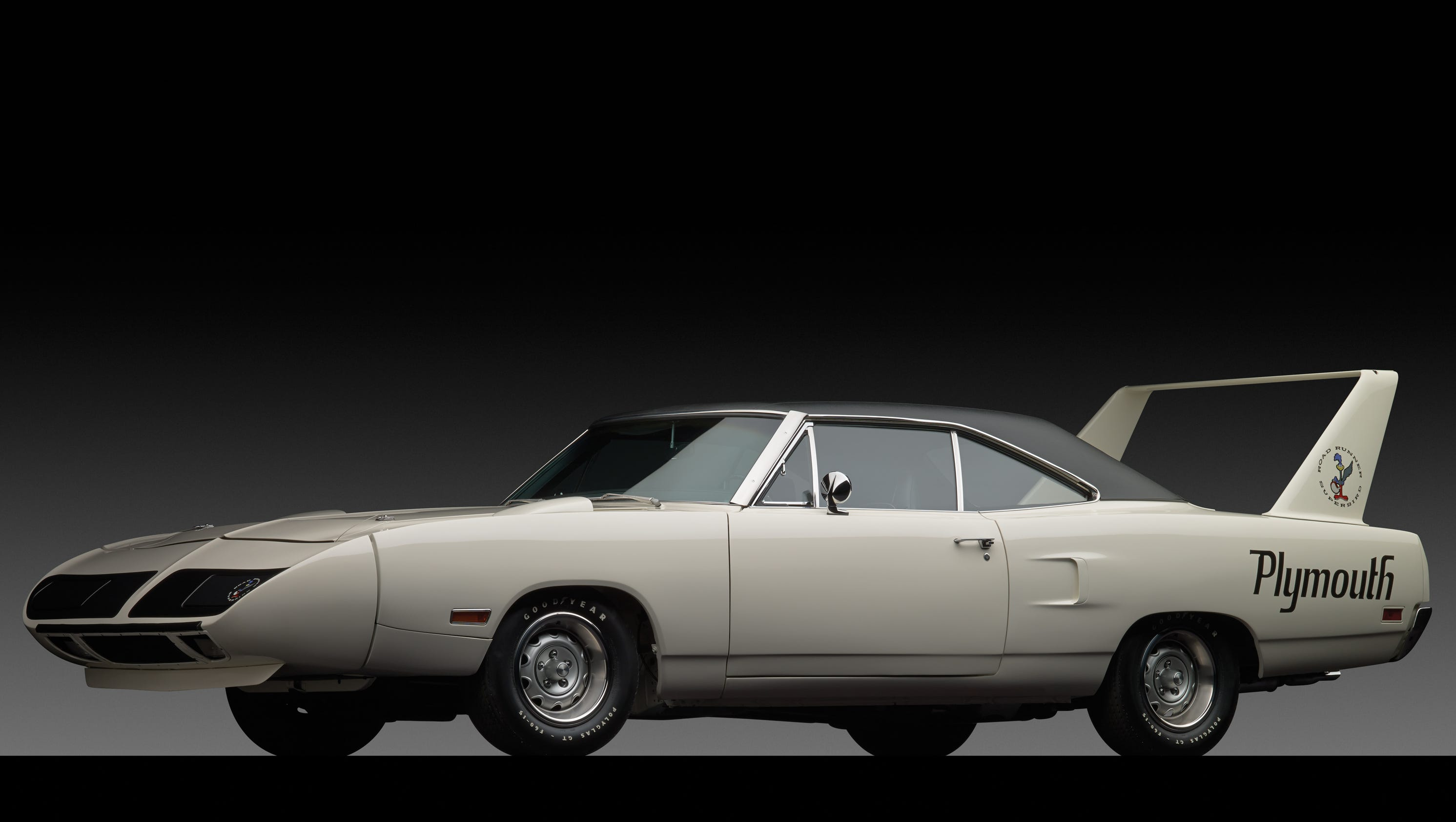 is a wacky 39 70 plymouth superbird worth 500 000. Black Bedroom Furniture Sets. Home Design Ideas