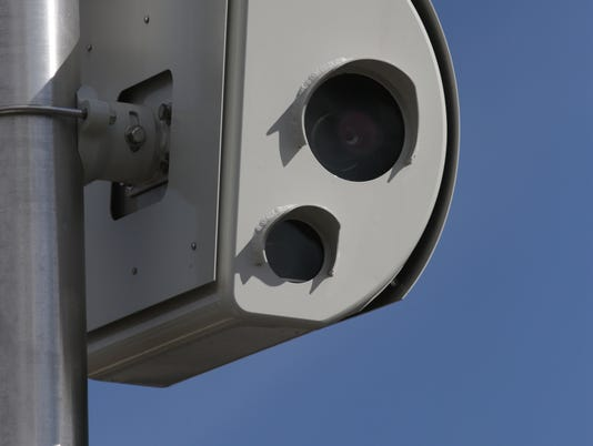 Red Light Traffic Cameras