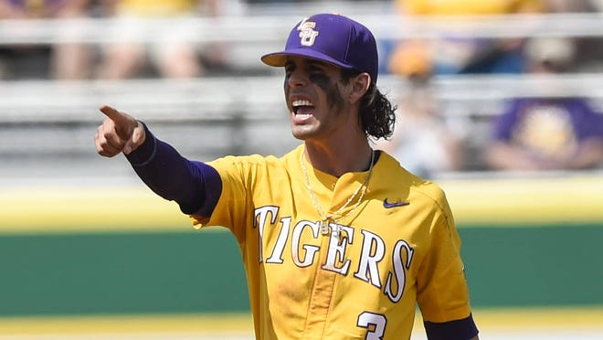 Kramer Robertson and the Tigers dropped their second straight game at Florida on Saturday.