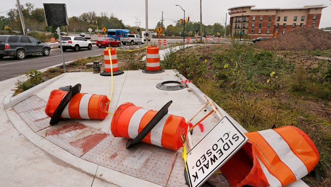 Construction starts back up again for the State Street project in West Lafayette. The city will hold two public information sessions to let people know what will be closed when.