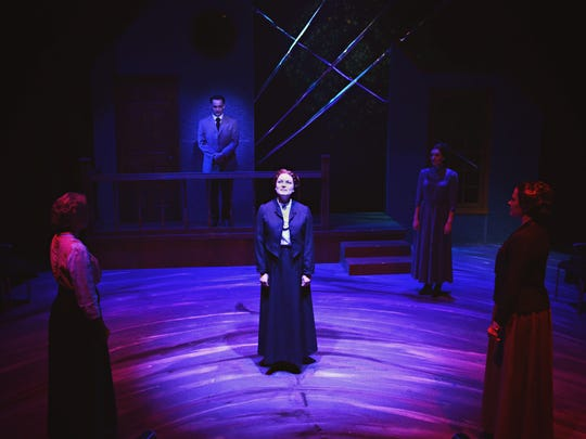 """Silent Sky,"" the debut production of Summit Performance Indianapolis,  runs through July 22 at the Phoenix Theatre."