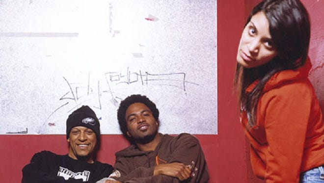 The Digable Planets reunion tour, with Camp Lo, comes to Asheville July 19.