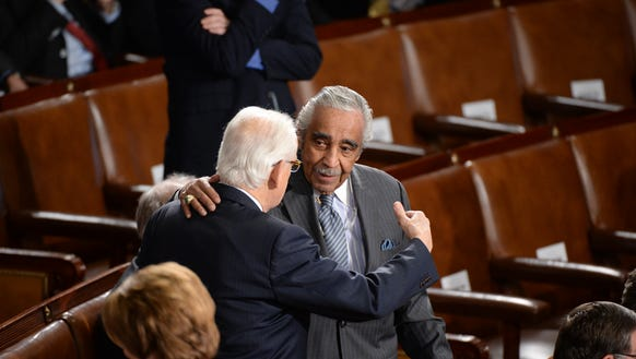 Rep. Charlie Rangel (R) will attend the final State