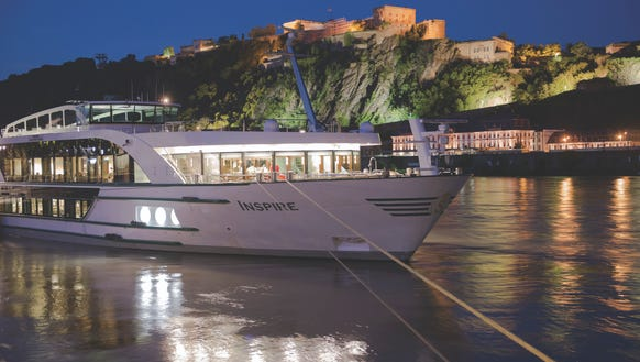 Luxury river cruise operator Tauck announced plans
