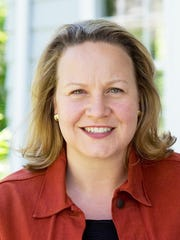 Leslie Danks Burke is running a second time for the state Senate.