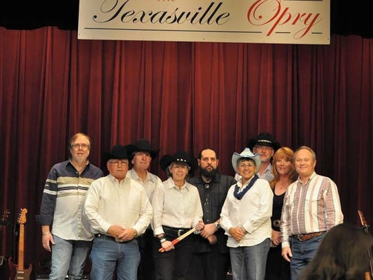 The Texasville Opry Rocking Golden Oldies Show is back at 7 p.m. Sept. 1 at the Royal Theater, on the square in Archer City
